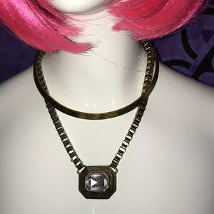 Two Piece Necklace Set
